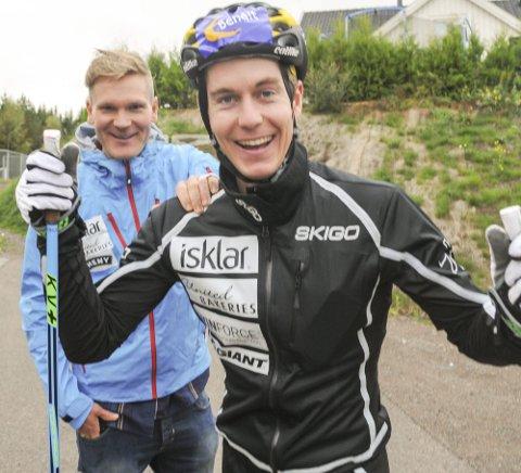 Skiller lag: Øystein «Pølsa» Pettersen er vraket på Team United Bakeries. Vetle Thyli fikk fornyet tillit under forutsetning at han var villig til å flytte til Trondheim. Arkivbilde
