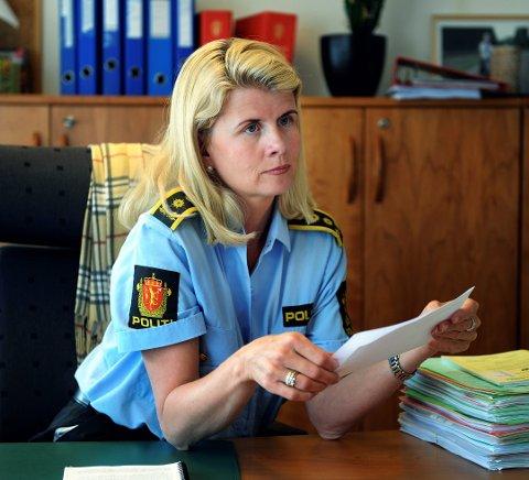 Linn Hilde Fosso var påtalesjef ved Vestoppland politidistrikt desember 2013, men uttalte seg også som mor, og politiker.