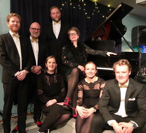 TIL RAKKESTAD: Birgits Husband kommer til Rakkestad med deres Grand Prix show.