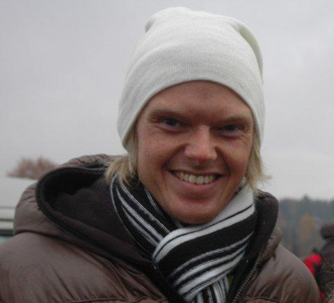 TALENTANSVAR: Steffen Schei blir en del av en trio med ansvar for HBKs G19-lag.