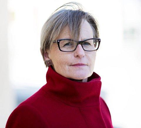 Kommunalsjef for kultur i Lillestrøm kommune, Anne-Berit Haavind.