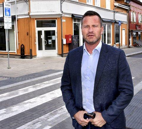 SLUTTER: Morgan Pettersen har sagt opp sin stilling i næringsforeningen.
