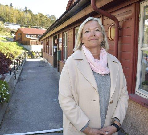 Press på sommeren: Enhetsleder Liv Siljan har gitt avslag på to søknader fra sommergjester som ønsker hjemmetjenester.