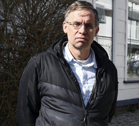 Kommuneoverlege Hans Tomter. Arkivfoto