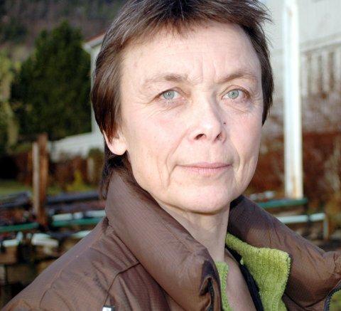 KRISTIN SØRHEIM: Førstekandidat for Møre og Romsdal Sp .ARKIVFOTO