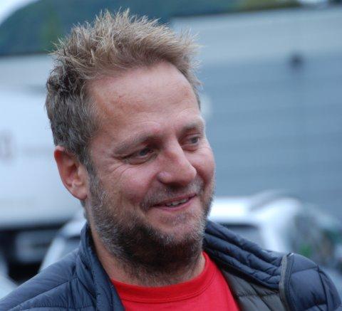 DEBATTKLIMA: Frank Toks er leder av Sokndal Arbeiderparti, og har fått høre setninger av typen «litt av skylden må Ap selv ta for det skjedde på Utøya.»