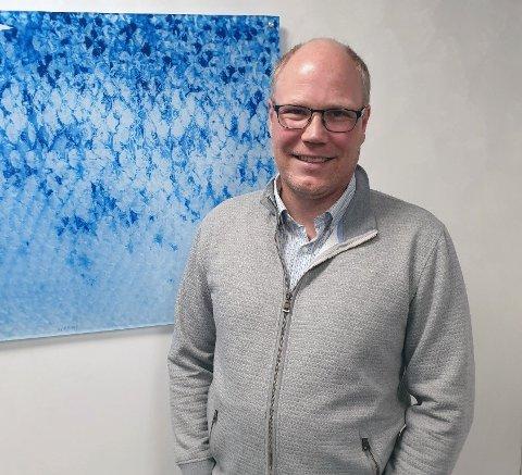 Ny stilling: Nils Bakke går inn som ny Hygieneleder ved Salten N950.