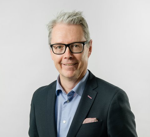 Trond Øverås, direktør Nord-Norsk reiseliv.