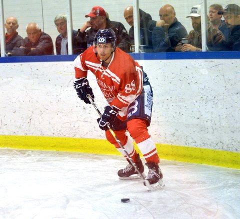 Stephan Vigier scoret i sitt comeback i Lillehammer-drakta.