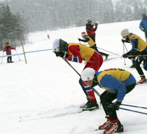 ETTER PLANEN: Det blir turrenn på Aufles søndag. – Ikke den vanlige løypa, men Åsan Rundt skal det bli, sier Arne Ove Holmen i KJærstad IL.