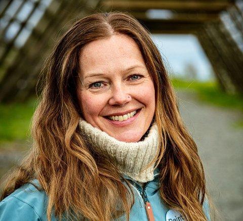 STØTTER KRAVENE: Statssekretær i kunnskap departementet, Anja Johansen (V), støtter opptakskravene som er nå for å komme inn på sykepleierutdanningen og lærerutdanningen.