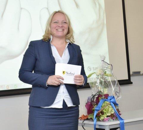 Mona Fagerås (SV), tidligere fylkesråd for næring, nå stortingsrepresentant, kommer til Rana på konferanse i neste måned.