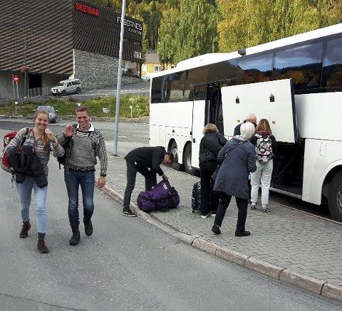 Buss: Regionstyret vil ha meir fleksible overgangar mellom buss- selskapa.