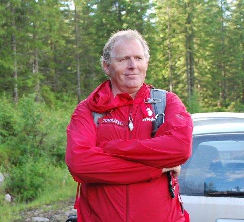 SØKJAR: Torkjell Haugen (60) er ein av søkjarane til stillinga som stabs- og personalsjef i Vestre Slidre kommune.