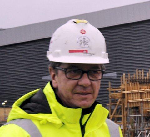 Jorge Alex Dahl i Fellesforbundet Unionen.