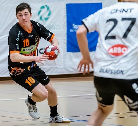 INNHOLDSRIK UKE: Kasper Thorsen Lien har opplevd mye den siste uka. Nå håper han på en sportslig opptur mot Viking søndag.
