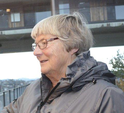 Kandidat: Marit H. Leivann.