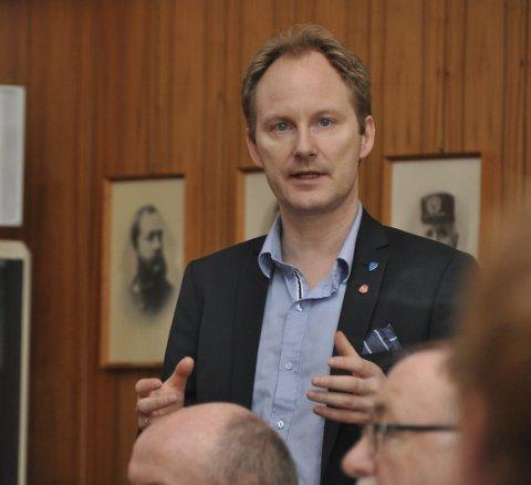 Enig: Vestvågøy-ordfører Remi Solberg støtter kravene fra Vågan.
