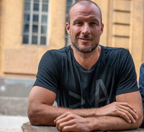 TOPP-VERV: Aksel Lund Svindal blir styreleder i Airthings. (Foto: Heiko Junge/NTB)