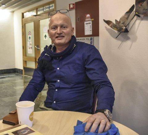 Erfaringer: Arne Roksvåg har levd et innholdsrikt liv. Det har gitt han mye erfaring som han tar med seg i «ryggsekken».