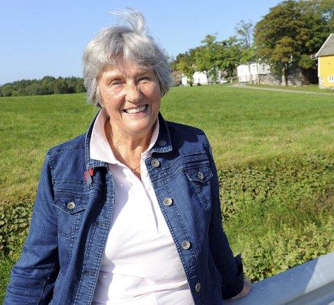 Drømte: Eli Løvø er født og vokste opp på Lauvøya. Hun hadde en drøm om å drive utleie og kaféteria etter at Atlanterhavsveien kom, men slik gikk det ikke. Den 330 mål store øya ble solgt og er i dag godt ivaretatt av en utflytta averøying som ville hjem.
