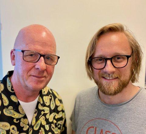 Det er journalistene Øyvind Brigg og Kristian Mykleset som i neste uke kommer ut med bok som handler om gjennombruddsåret til Jahn Teigen, den folkekjære artisten som døde tidligere i år.