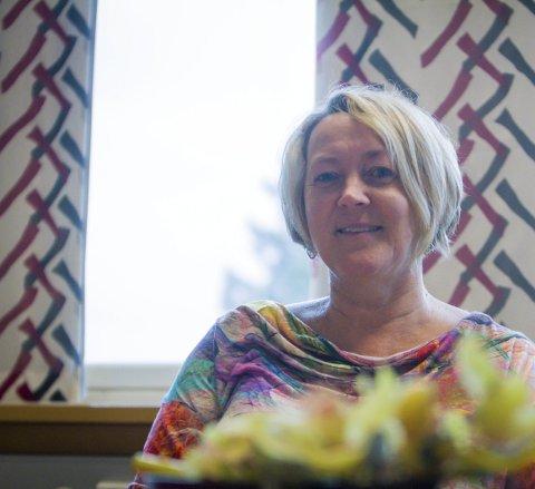 Astrid Aarhus Byrknes.