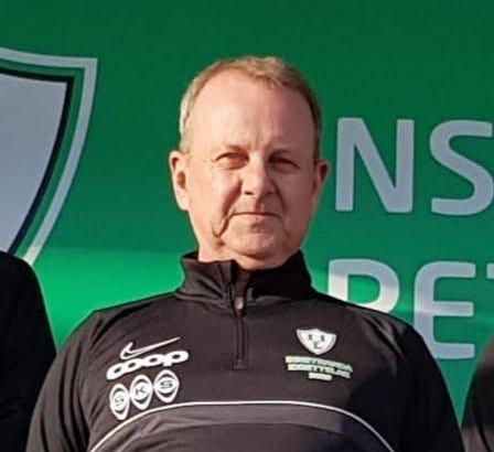 Jacob Andersen, leder for Innstranda fotball herrer.