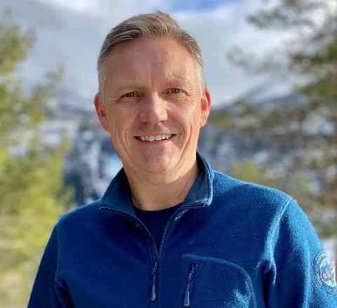 NY UTVIKLINGSSJEF: Trond Rekstad er ny utviklingssjef for skolene i Hå, Gjesdal, Klepp og Time.