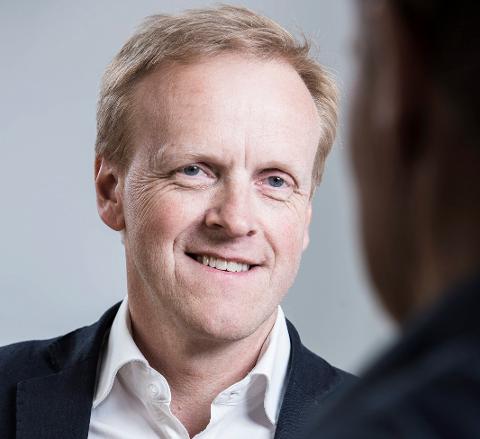 Mats Øieren er kommuniksjonsrådgiver i Ringerike kommune.