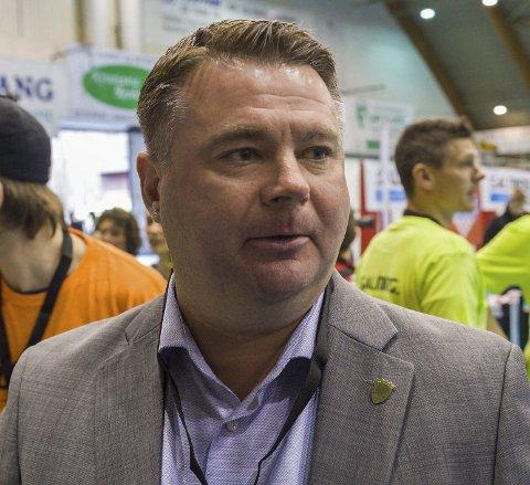 Framtid: Tommy Kvisvik tror GIBK vinner titler snart.