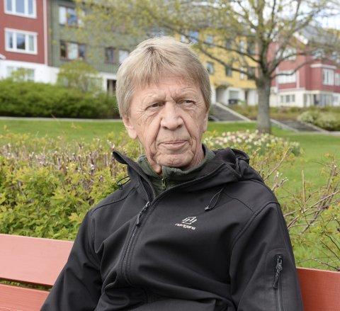 MUSIKK: Musikken har vært med Kalle Folland hele livet, også de dagene det var som aller tøffest. – Det er mindre vondt å ta seg sammen enn å fortsette det livet jeg levde, sier Folland.