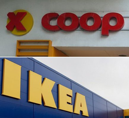 SVINDEL: Epost fra både «Coop» og «Ikea» er i omløp. Ikke la deg lure, advarer kjedene.