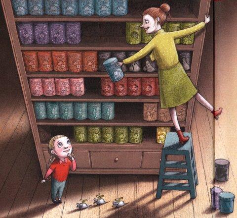 Illustrasjon: Camilla Billett