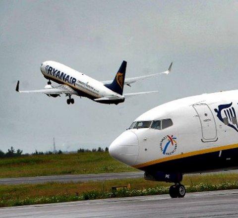 NEI OG NEI: Ryanair-sjef Michael O'Leary vil ikke satse i Norge og avviser et bud på Norwegian.