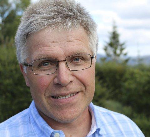 Mye å vurdere: Hans Løvmo, landbruks- og miljøsjef i Alstahaug, forklarer at det er mye å følge med på framover. foto: privat