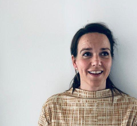 NY SJEF: Kristin Lahnstein Jørstad blir den nye sjefen på Ullerud helsebygg.