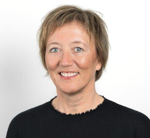 Irene Skiri blir sjef for Ny by, ny flyplass.