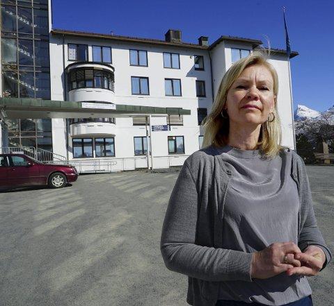 LIKER DET IKKE: Åsunn Lyngedal, påtroppende stortingsrepresentant for Ap
