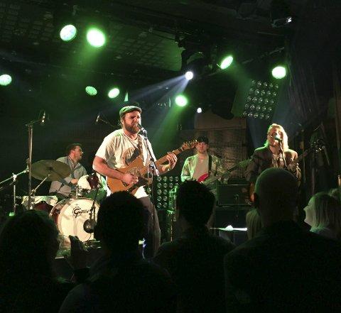 NESE: Konsert og platelansering på Bømlo hotell lørdag.