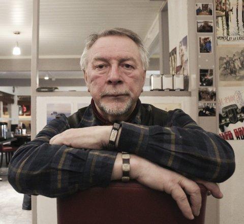 KLAR: Bjarne Store-Jakobsen er fylt 77 år, men veldig klar for fire år som Sametingsrepresentant for Samefolkets Parti.