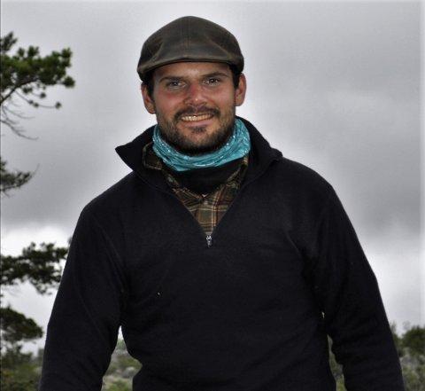 TV-DEBUT: I høst får sandefjordingen Philip Bergland Gudbrandsen (23) sin TV-debut, med sin deltakelse i «Første date».