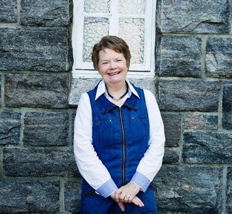 Margaret Rensvik får fylkeskulturprisen for 2017.