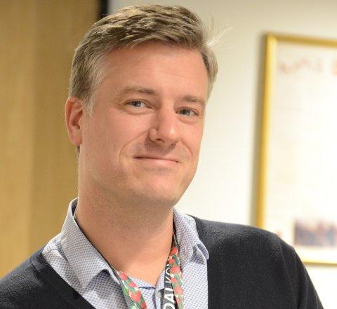 ENDRETJOBBSITUASJON:Petter Tveøy sitter i kommunestyret for Arbeiderpartiet og er leder i hovedutvalg for oppvekst og utdanning.