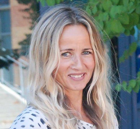 NYTT FJES: Ranveig Marie Hvit er ny representant i kommunestyret. Hun vikarierer for Wigdis Solberg.