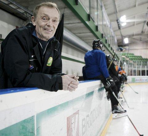 TAKKER: Leder i Comet, Bjørn Hofgaard, takker for initiativet.