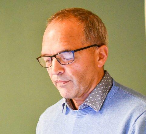 Rådmann i Flakstad, Erling Sandnes.
