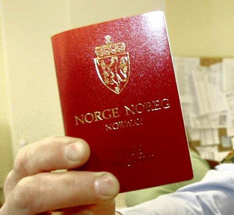 PASS PÅ: Fredag 6. mai, dagen etter Kristi Himmelfart, er en dag mange bruker til å få nytt pass.