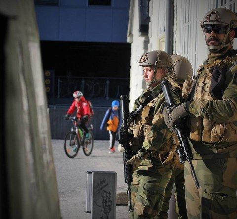 Heimevernet har 45.000 utrykningsklare deltidssoldater. Forsvarets største avdeling trenger 300 øremerkede millioner i Revidert statsbudsjett.
