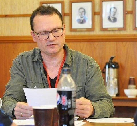 Ordfører i Nordkapp, Jan Olsen.